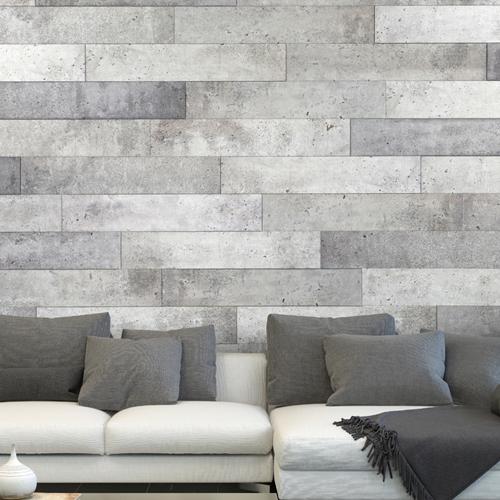 Wall decoration duo panels murdesign