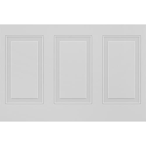 Lambris demi mur mirage faciles installer murdesign - Mur decoratif en mdf ...