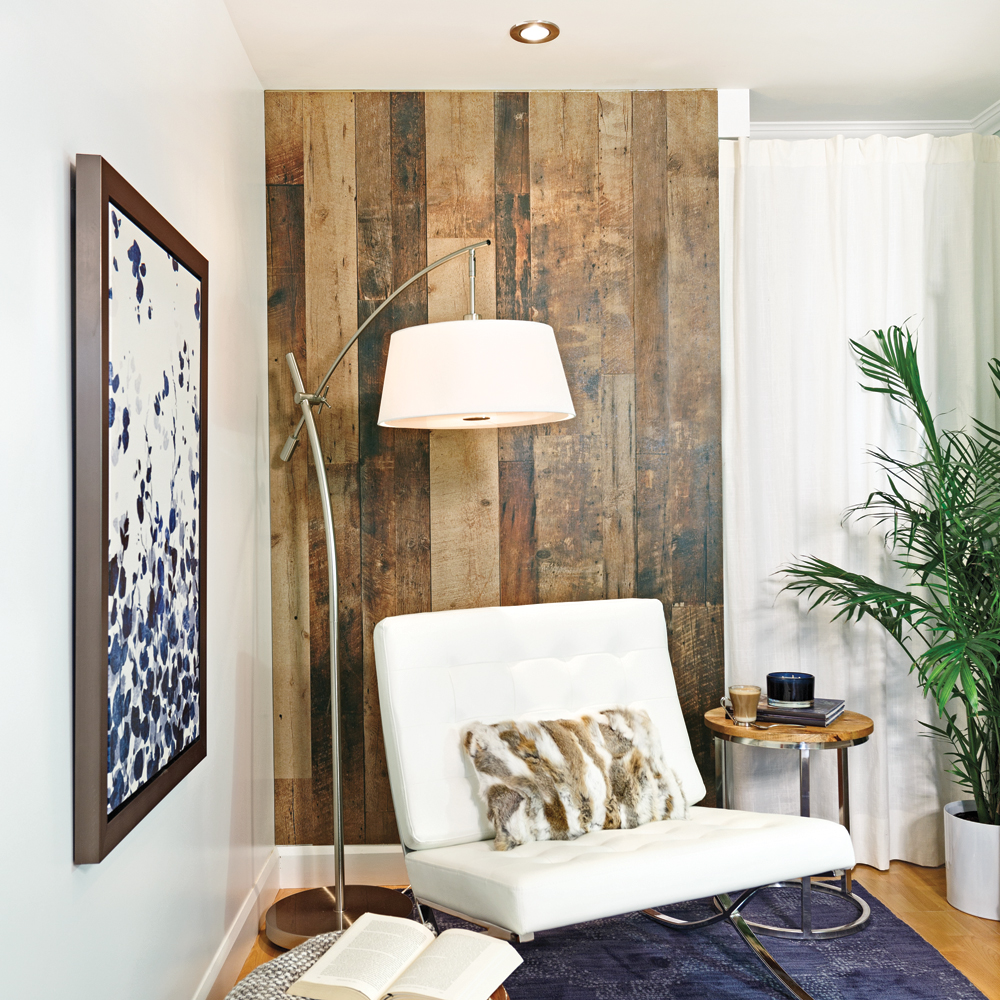 Super Barn wood is all the rage | Mur Design VZ25