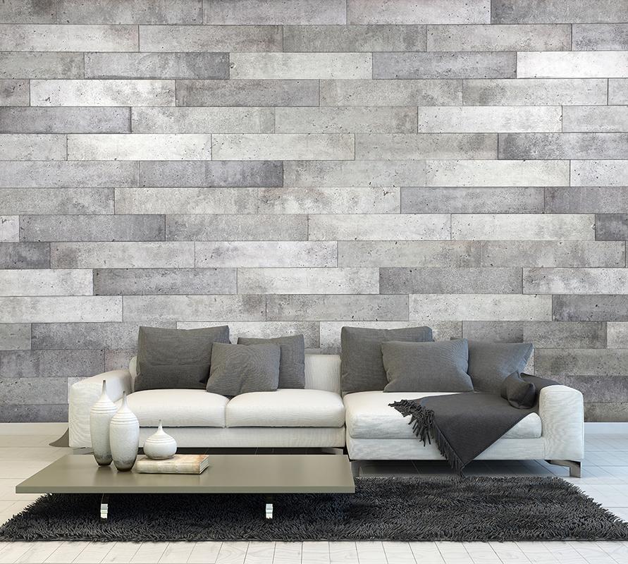 d coration murale panneaux duo b ton murdesign. Black Bedroom Furniture Sets. Home Design Ideas