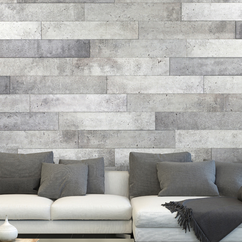 decoration mur beton
