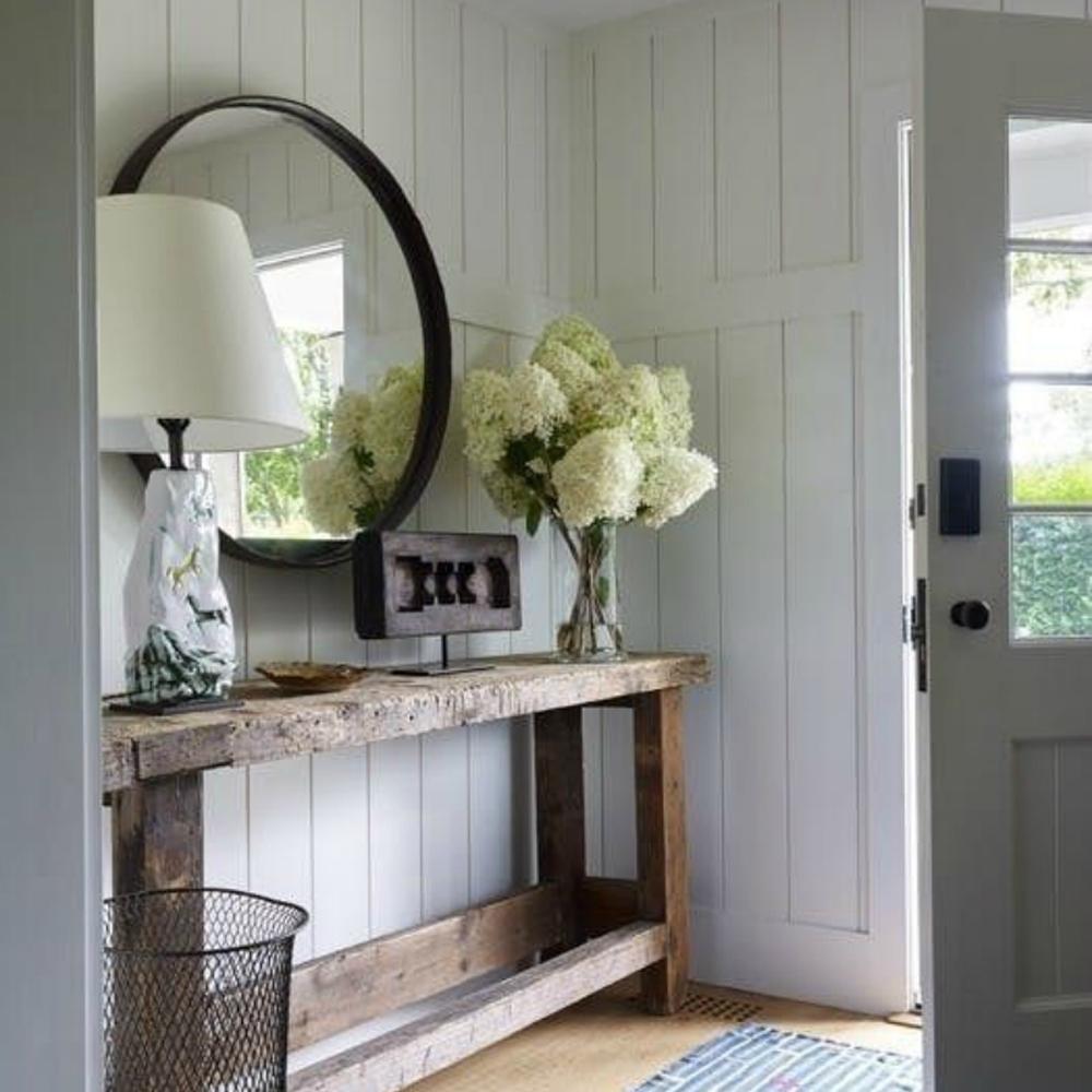 Deco Chambre Lambris Bois 5 éléments à introduire pour une déco de style «farmhouse