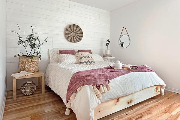 Mur Vedette Dans La Chambre A Coucher Mur Design