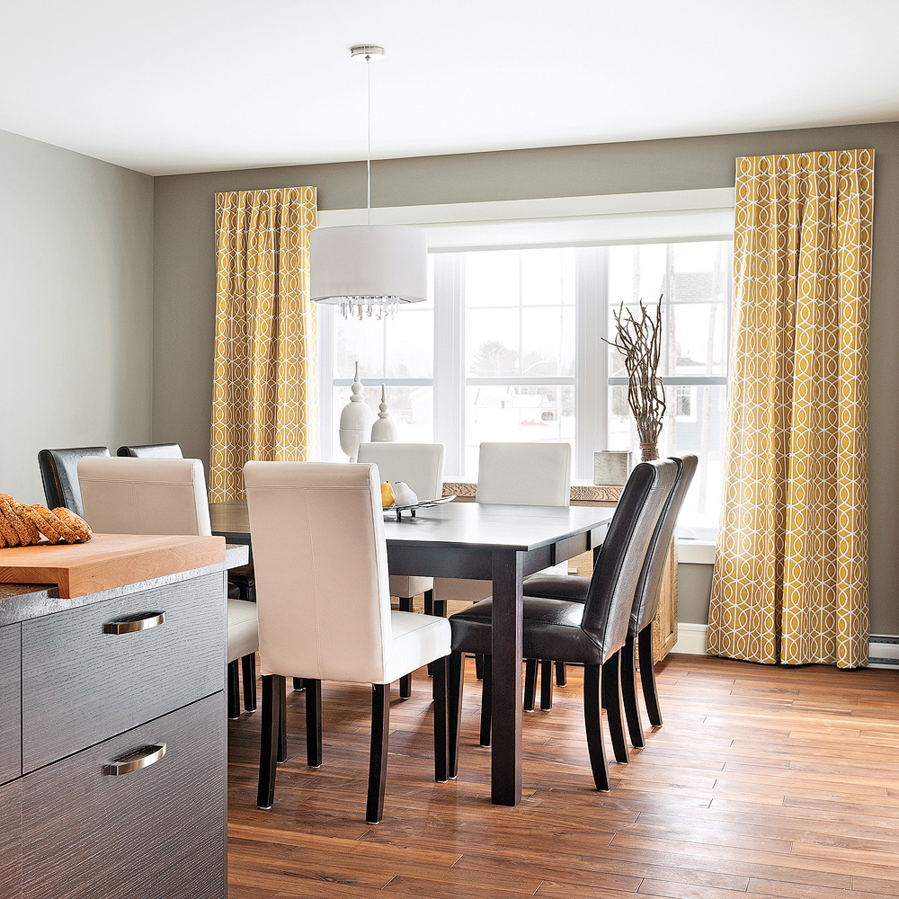 Rideaux Pour Salon Et Salle A Manger 10 tricks to relook a room inexpensively (and without paint